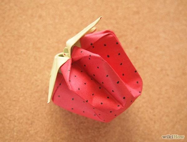 fresa de origami