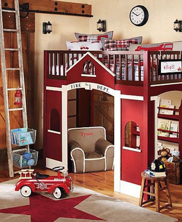 10 habitaciones infantiles muy originales - Habitaciones ninos originales ...