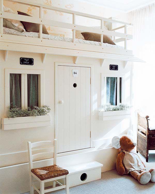 dormitorios infantiles nicos
