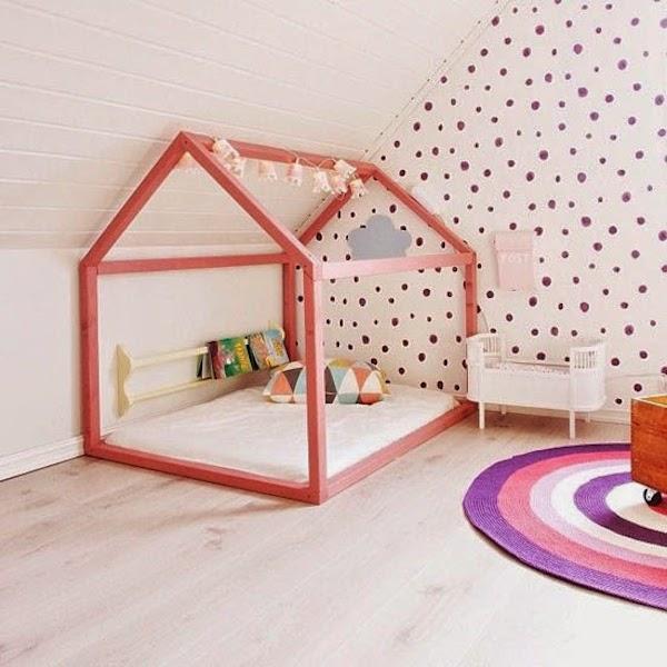 10 habitaciones infantiles muy originales - Decoraciones originales para casas ...