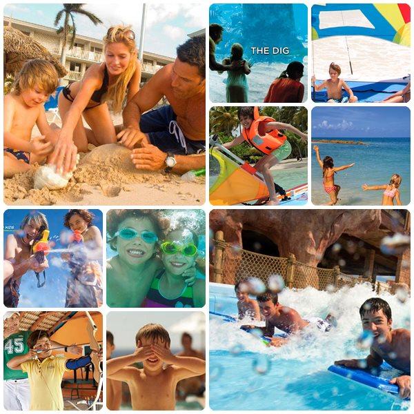 Los 10 mejores hoteles para ni os en el caribe pequeocio for Hoteles para familias en la playa
