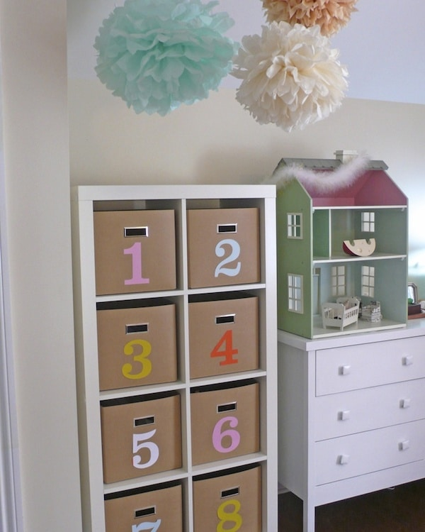 Muebles infantiles 9 ikea hacks de estanter as pequeocio - Ikea estanteria besta ...