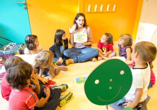 Aprender inglés con Kids&Us