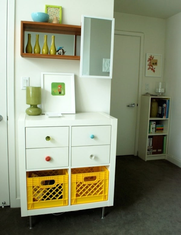 Muebles infantiles 9 ikea hacks de estanter as for Muebles infantiles ikea