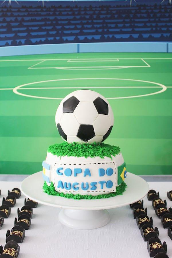 recetas infantiles para el mundial de ftbol tarta de cumpleaos