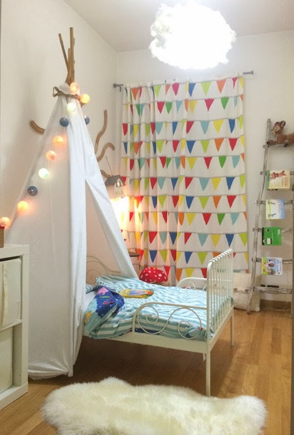 Ikea Childrens Wrought Iron Bed