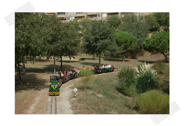 Tren Sabadell, Barcelona con niños