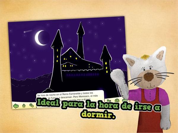 Liberto Buenas Noches, cuento interactivo gratis