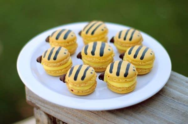 Macarons originales para niños