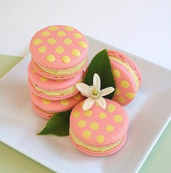 Macarons originales
