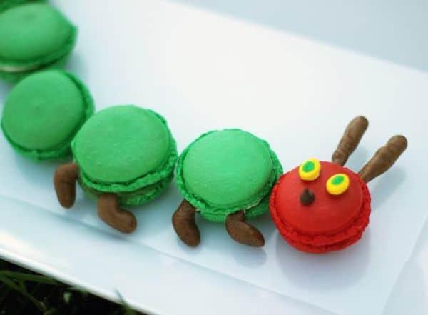 Macarons para niños