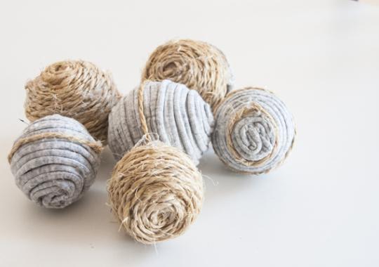 Adornos para decorar tu casa ¡con trapillo y cuerda! 1