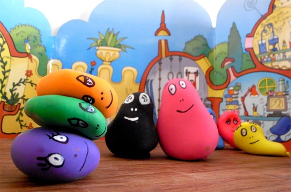 Manualidades con globos para niños