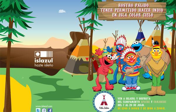 Campamento verano gratis en Madrid