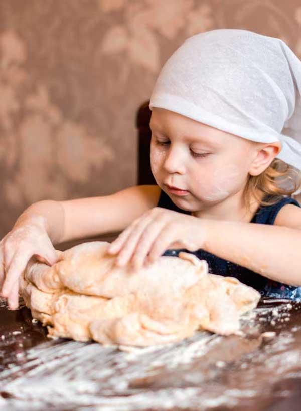 6 recetas f ciles para cocinar con ni os pequeocio for Resetas para cocinar