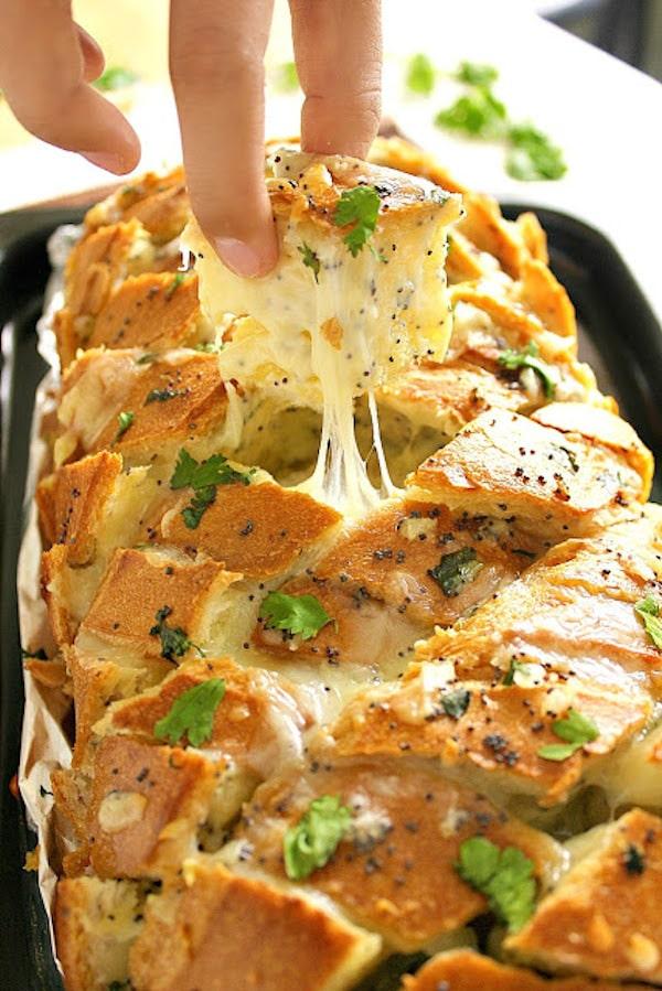 Recetas rápidas con pan de molde