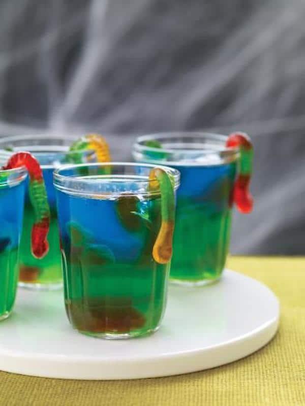 6 postres f ciles con gelatina pequeocio - Fiesta de halloween infantil ...