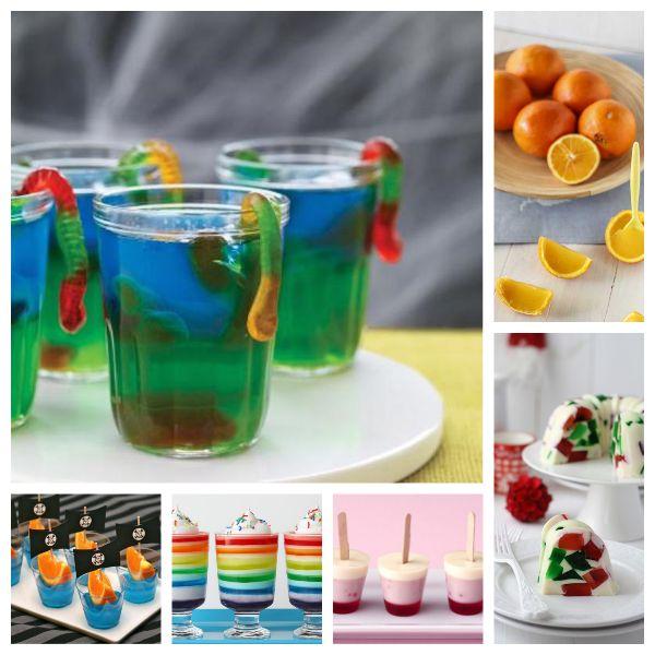 6 postres f ciles con gelatina pequeocio bloglovin - Postres para hacer en casa ...