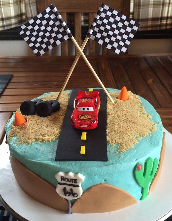 cumpleaos infantiles de cars