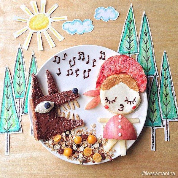 Cocina para niños divertida