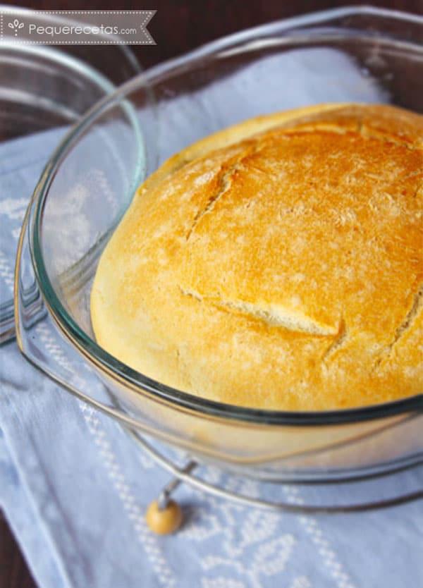 Recetas de pan fácil