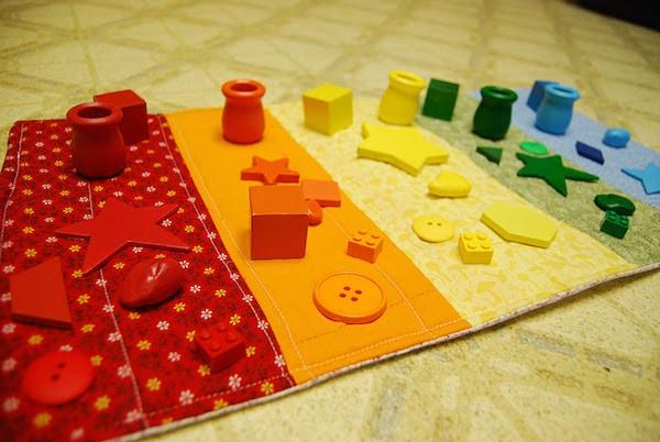 Juegos caseros educativos para bebés