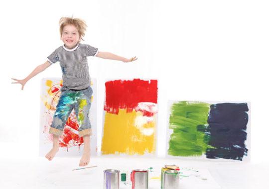 4 juegos infantiles para fomentar la creatividad 1