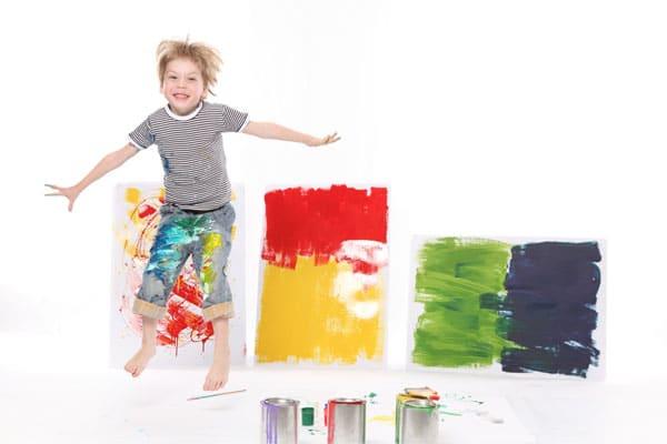 4 juegos infantiles para fomentar la creatividad - PequeOcio