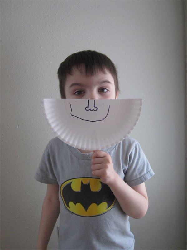 Máscaras de emociones