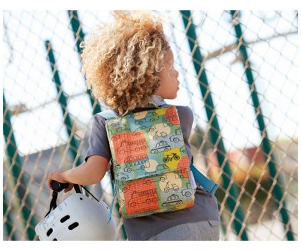 Vuelta al cole, mochilas escolares