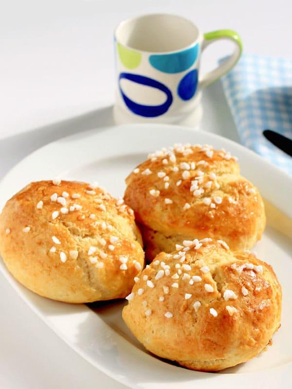 Pan casero para niños
