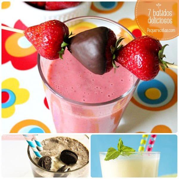 Desayunos saludables infantiles