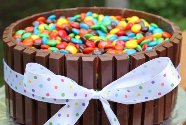 15 Tartas De Cumpleaños Súper Fáciles Pequeocio