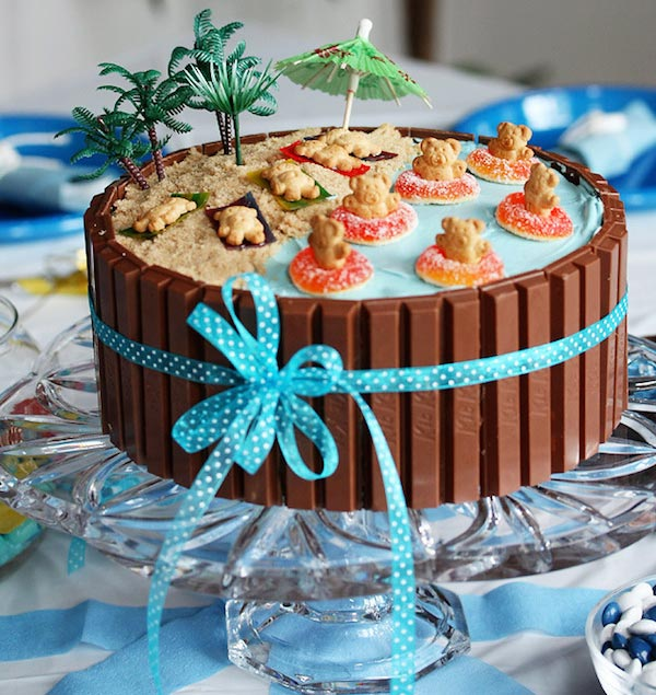 15 tartas de cumplea os s per f ciles pequeocio - Ideas originales para cumpleanos adultos ...