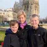 Viajar con niños a Europa
