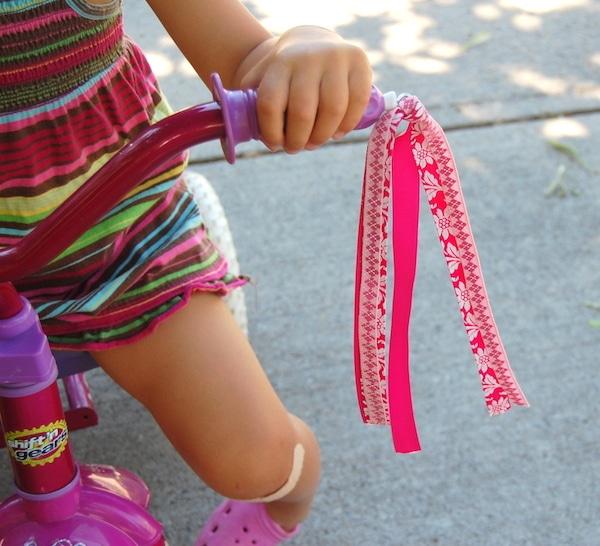 Manualidades infantiles para bicis