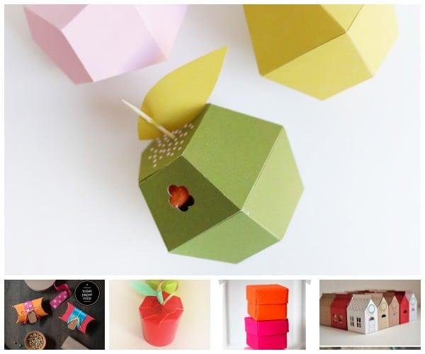 5 cajas de regalo f ciles y originales pequeocio - Unas faciles y originales ...
