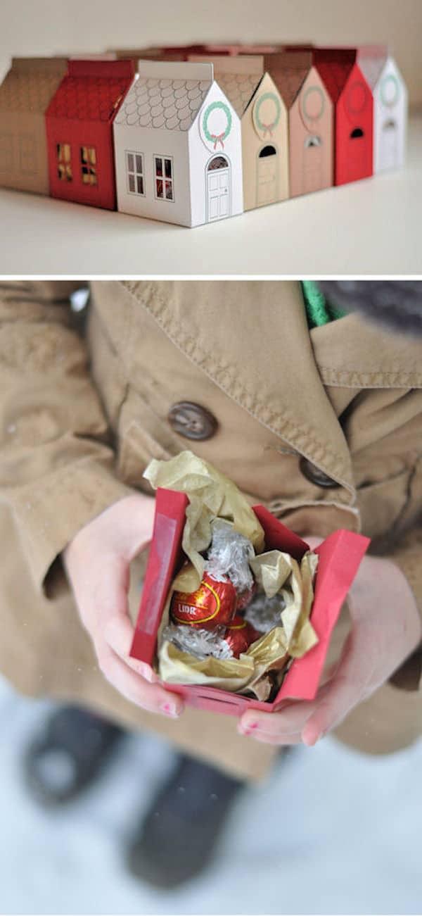 Cajas de regalo caseras