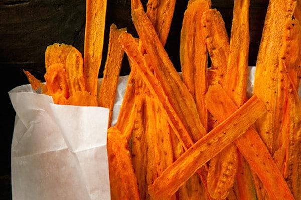 Recetas para niños con zanahorias