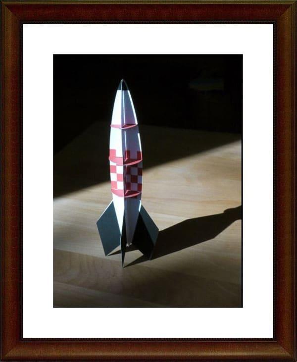 Manualidades infantiles para astronautas - Pequeocio