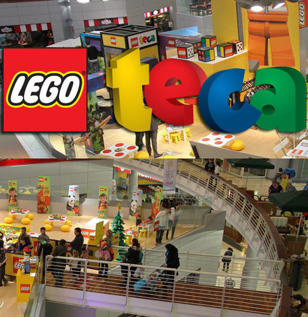 Legoteca de H2O