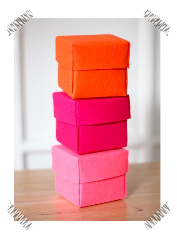Envolver regalos con cajas