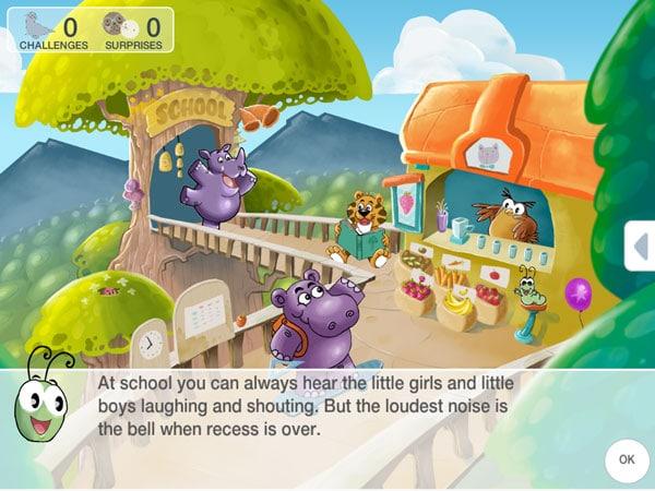 app cuento interactivo infantil