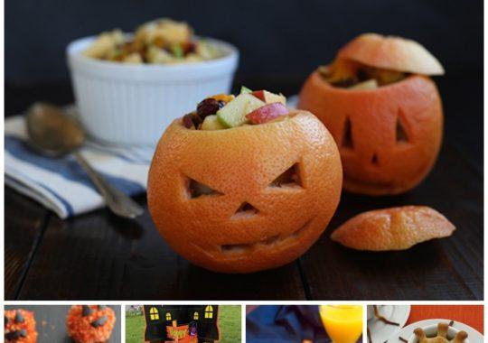 Recetas de Halloween para la cena