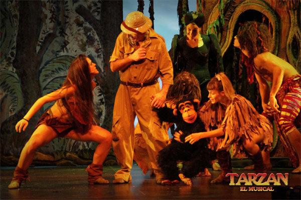 Tarzán, el musical