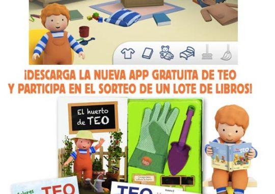 TEO app infantil gratis