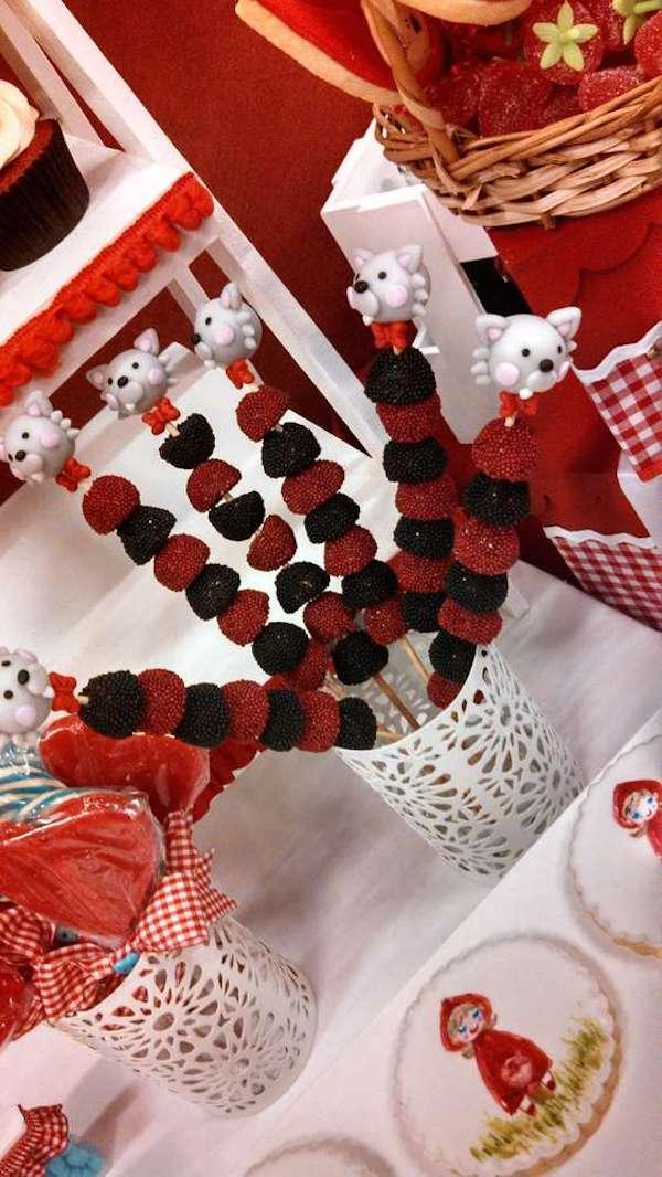 Candy bar infantil para bodas candybar fiestas hot girls - Macetas de chuches ...