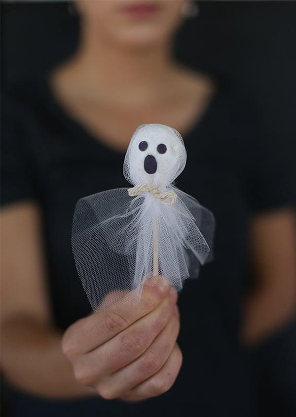 Recetas de Halloween dulces