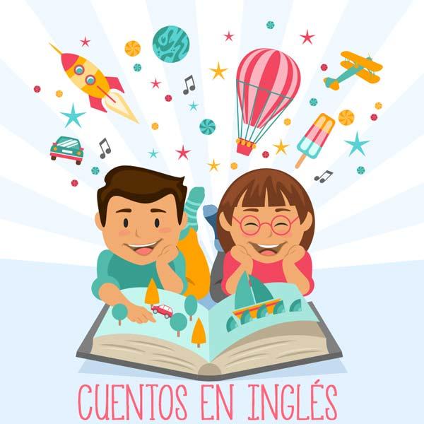 10 Cuentos En Inglés Para Niños Pequeocio