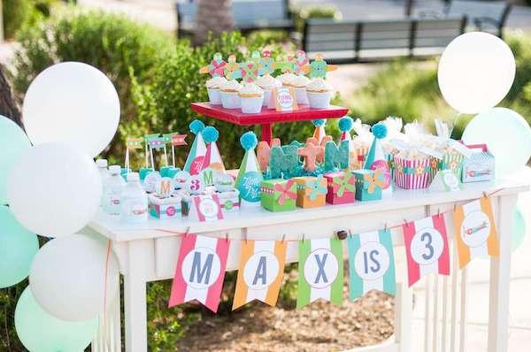 6 fiestas infantiles muy originales pequeocio for Cosas de decoracion originales